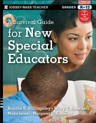 A Survival Guide For New Special Educators Book PDF