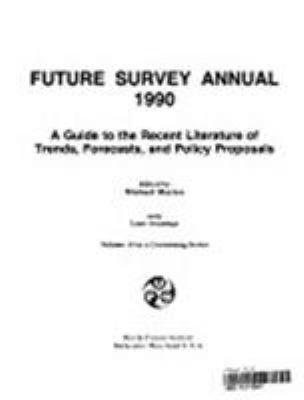 Future Survey Annual 1990 PDF