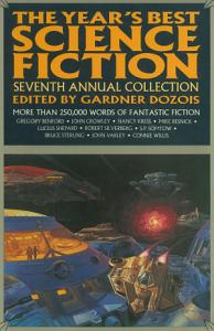 The Year s Best Science Fiction  Seventh Annual Collection PDF