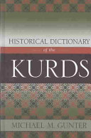 Historical Dictionary of the Kurds PDF