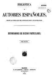 Historiadores de sucesos particulares: Volumen 2