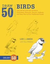 Draw 50 Birds Book PDF