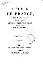 Histoire De France, Sous Napoleon