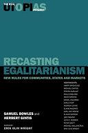 Recasting Egalitarianism