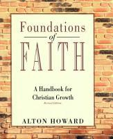 Foundations of Faith PDF