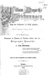 William Hogarth's Zeichnungen: nach den Originalen in Stahl gestochen