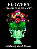 Flowers Coloring Book for Adults PDF