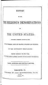 History of All the Religious Denominations in the United States PDF