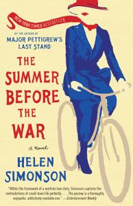 The Summer Before the War Book