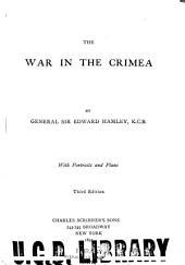 The War in the Crimea, by General Sir Edward Hamley, K. C. B.