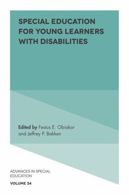 Special Education for Young Learners with Disabilities PDF