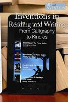 Inventions in Reading and Writing PDF