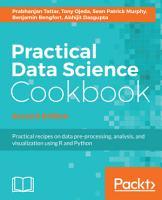 Practical Data Science Cookbook PDF