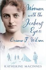 Woman with the Iceberg Eyes