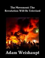 The Movement  The Revolution Will Be Televised PDF