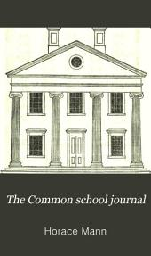 The Common School Journal: Volume 9