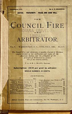 The Council Fire and Arbitrator PDF