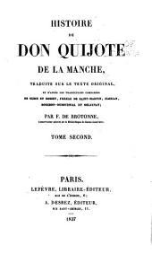 Histoire de Don Quijote de la Manche: Volume2