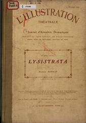 Lysistrata: comédie en quatre actes et un prologue