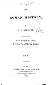 The Roman History: Volume 2