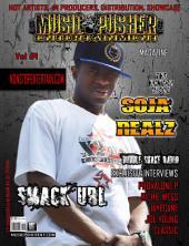 Music Pusher Entertainment Magazine: Volume 1