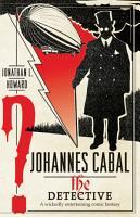 Johannes Cabal the Detective PDF