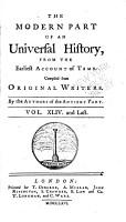 An Universal History PDF
