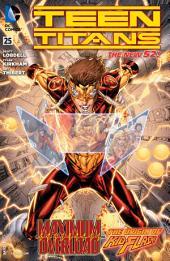 Teen Titans (2011-) #25
