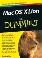 Mac OS X Lion f  r Dummies PDF