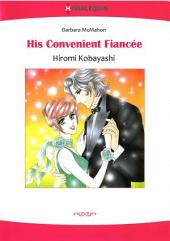 HIS CONVENIENT FIANCEE: Harlequin Comics