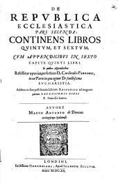 De Republica Ecclesiastica Libri X: Volume 2