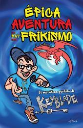 Épica aventura de rap del frikismo: El micrófono perdido de Keyblade