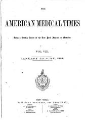 American Medical Times: Volume 8