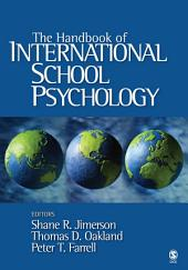 The Handbook of International School Psychology