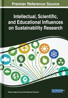 Intellectual  Scientific  and Educational Influences on Sustainability Research PDF