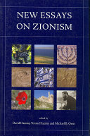 Download New Essays on Zionism Book