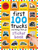 First 100 Stickers: Trucks