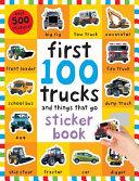 First 100 Stickers  Trucks