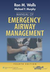 Manual of Emergency Airway Management: Edition 4