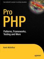 Pro PHP PDF