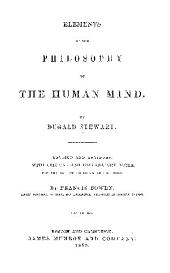Philosophy of The Human Mind