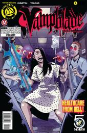 Vampblade #2: Book 2
