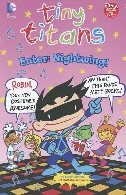 Enter  Nightwing