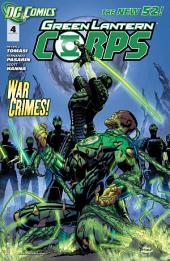 Green Lantern Corps (2011-) #4