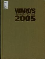 Ward's Automotive Yearbook