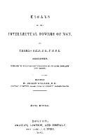 INTELLECTUAL POWERS OF MAN PDF
