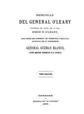 Memorias del general O'Leary: Volumen 28