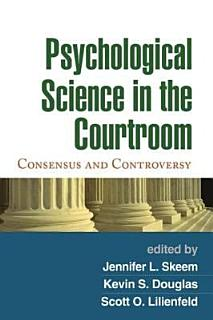 Psychological Science in the Courtroom Book