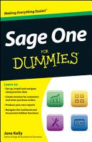 Sage One For Dummies PDF