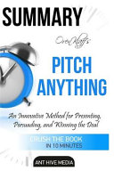 Summary Oren Klaff s Pitch Anything